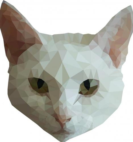 Fee-low-poly