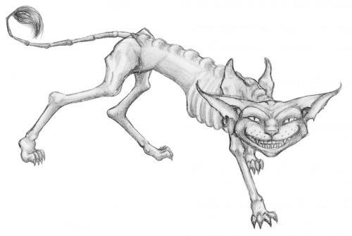 Cheshire stalking